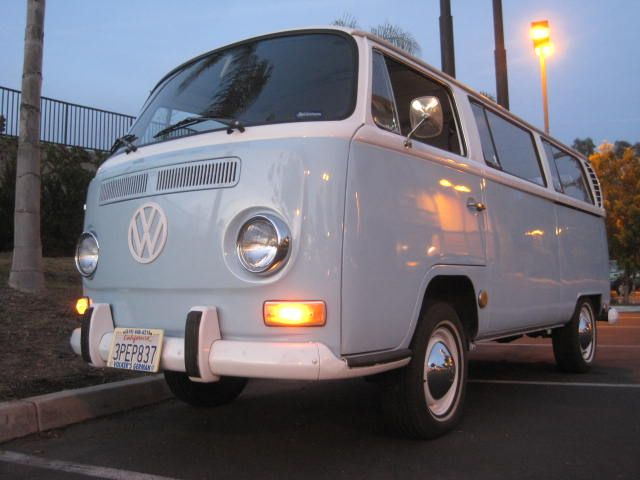 1969 VW Bus.  :'-( I will have another one some day!