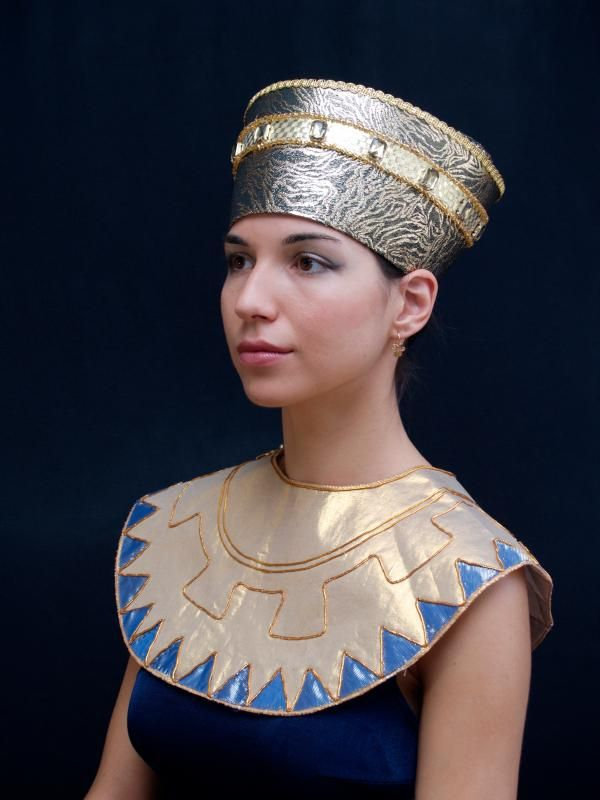 How To Make A Homemade Egyptian Costume 7 Steps In 2019