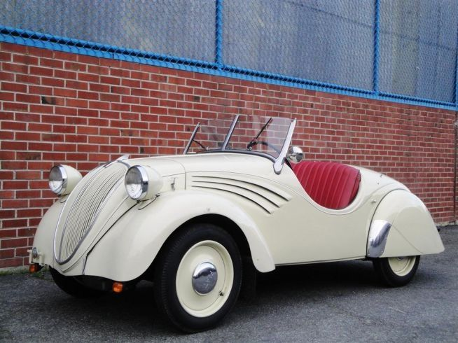 1947 Fiat 500 Topolino Cabrio Classic Cars Antique Cars Cars