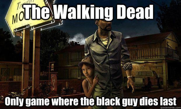 the walking dead game memes - Google Search | The Walking Dead