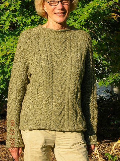 9b085b62ed67 Ravelry  Cotton Silk Aran pattern by Debbie Bliss  Lauren