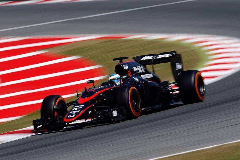 Fernando Alonso Spanish GP 2015