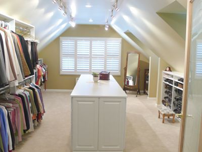 Dressing Room Walk In Closet By CLOSET CITY