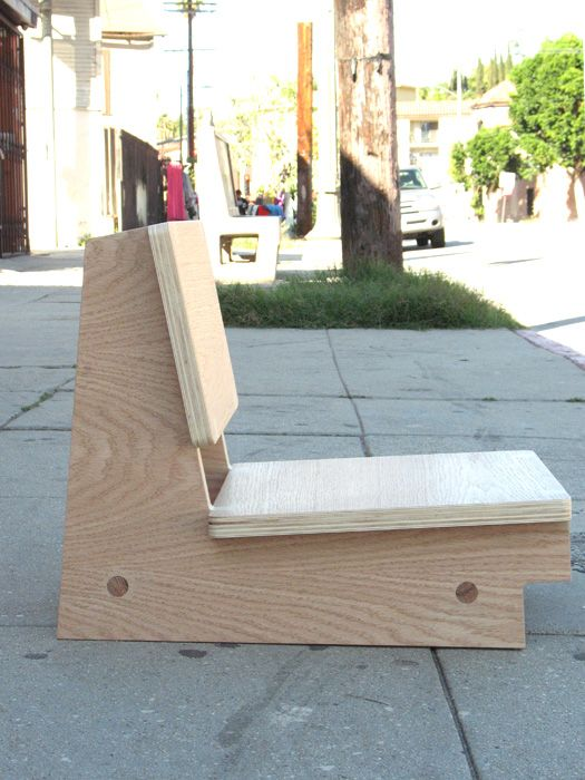 Low Rider Chair Products Plywood Furniture Wood
