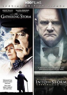 Churchill At War 2002 2009 Hbo Tv Movies The Gathering Storm