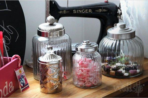 candy bar mit gl sern f r hochzeit mieten weddstyle. Black Bedroom Furniture Sets. Home Design Ideas