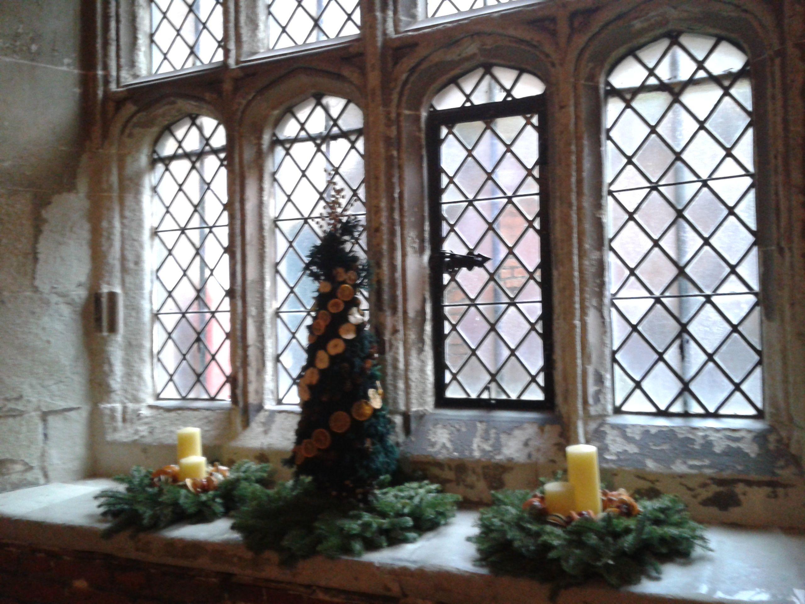 Winter Hampton Court Tudor Style. Style In 2019