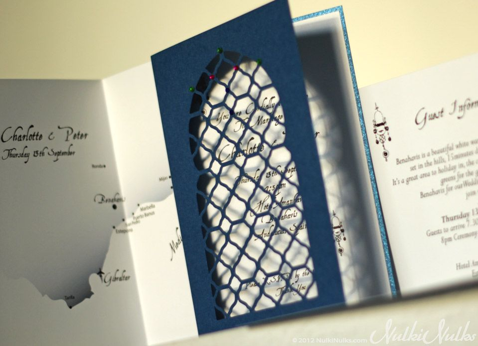 Moroccan Wedding Invitations: Pin By Mansouri Aicha On Fez Patterns
