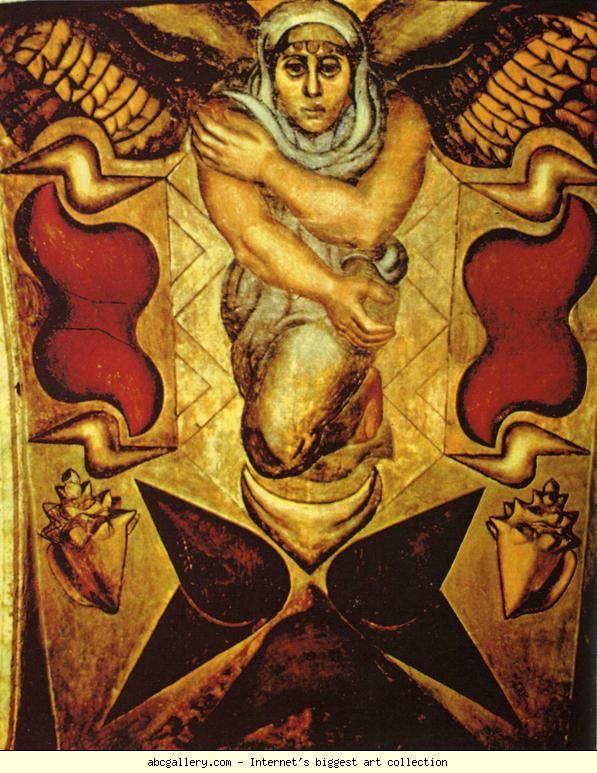 David Alfaro Siqueiros The Elements Mexican Artists