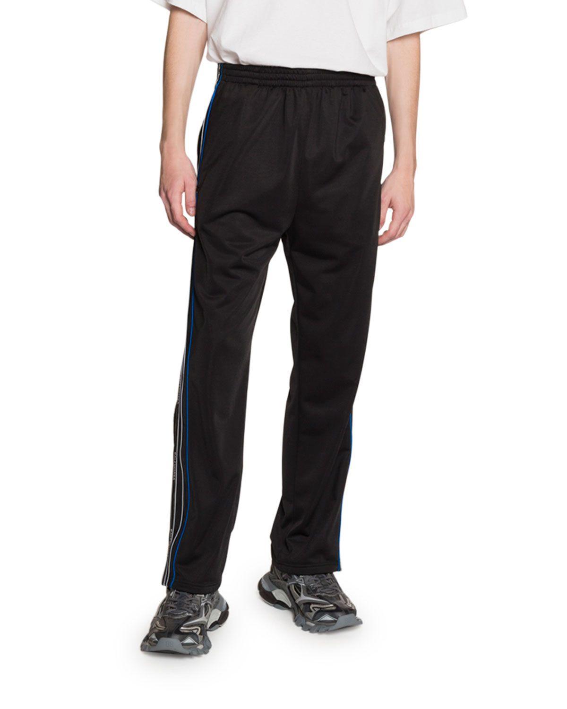 Balenciaga Women s Track Pants Clothing Stylicy