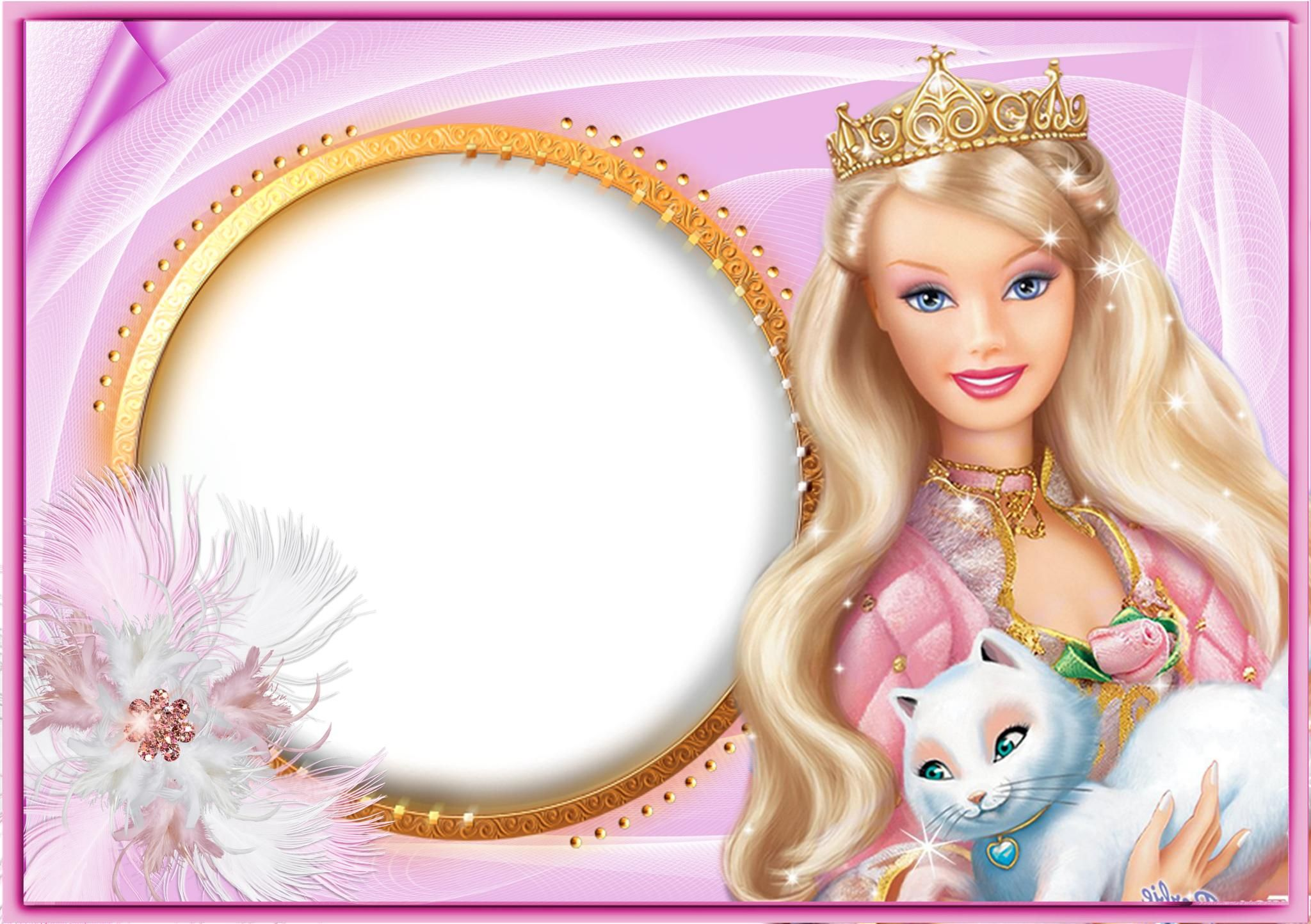 Top Best Beautiful Cute Barbie Doll HD Wallpapers Images | Makes Me ...