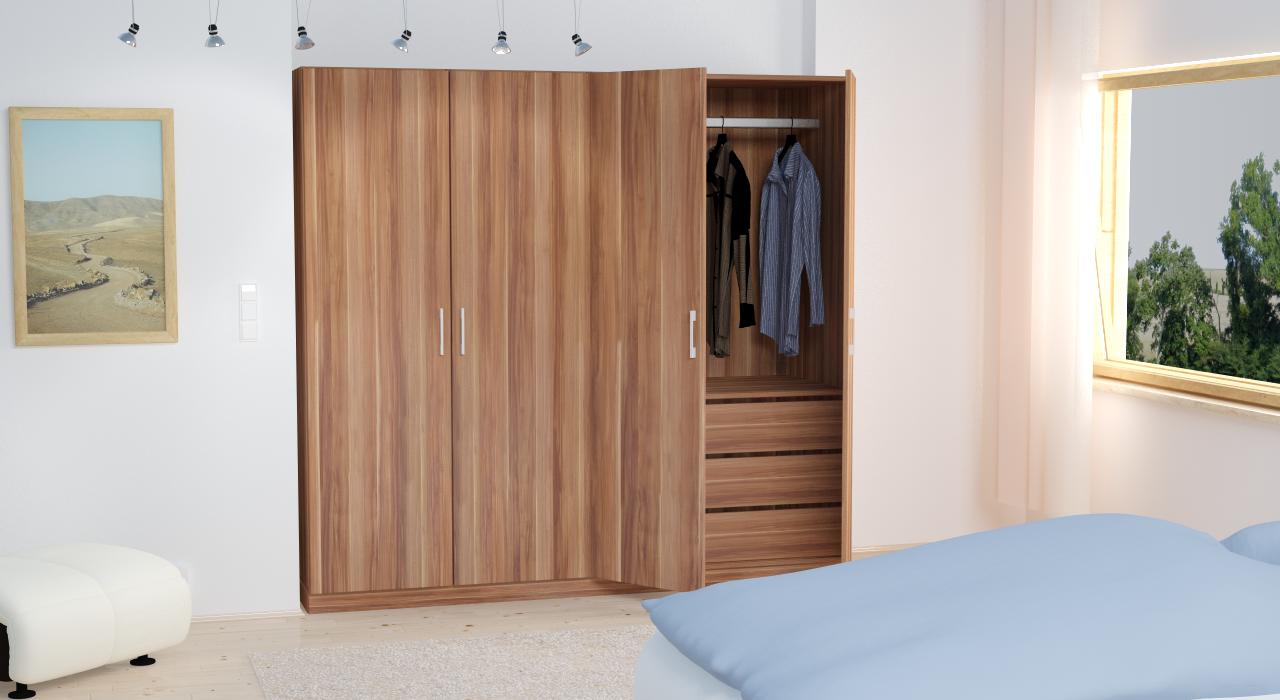 Kleiderschrank Nach Mass Kaufen Tall Cabinet Storage Storage Cabinet Home