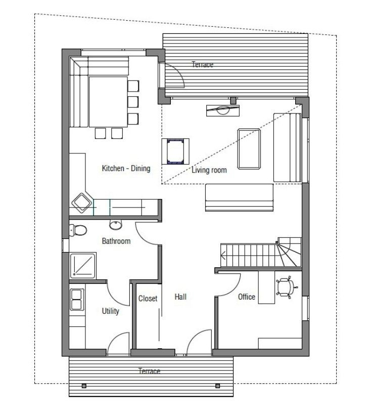 Home Apartement The First Floor Plan Design Minimalist Swedish Two Interesting Apartments Floor Plans Design Minimalist