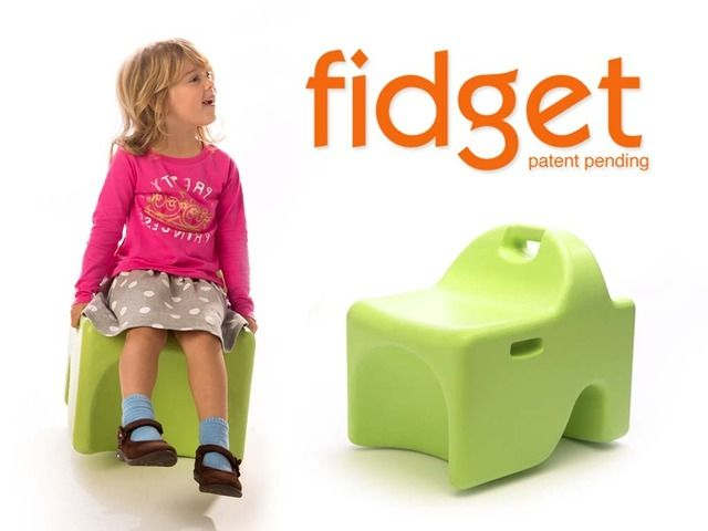 Fairport Entrepreneur Invents Chair For >> Do You Remember Being Told To Sit Still With A Fidget You