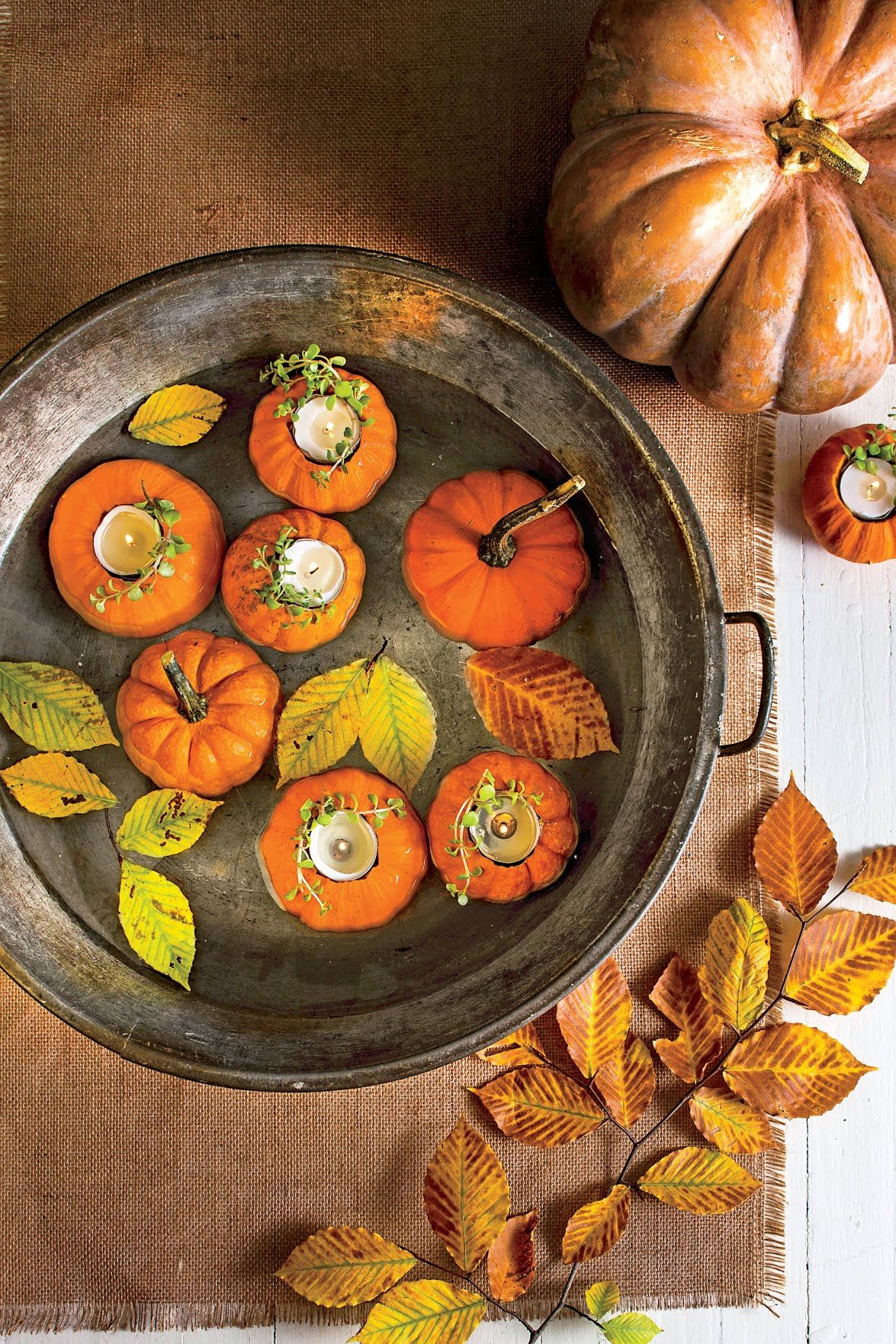 7 Thanksgiving Centerpieces You Can T Kill