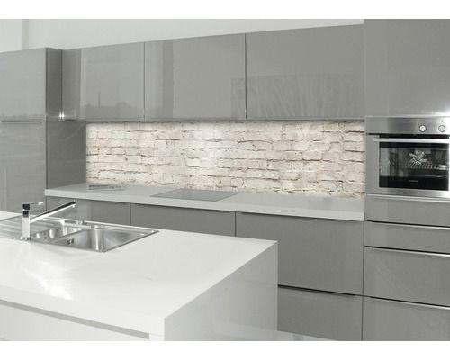 Küchenrückwand mySPOTTI profix Mauerwerk 60x220 cm