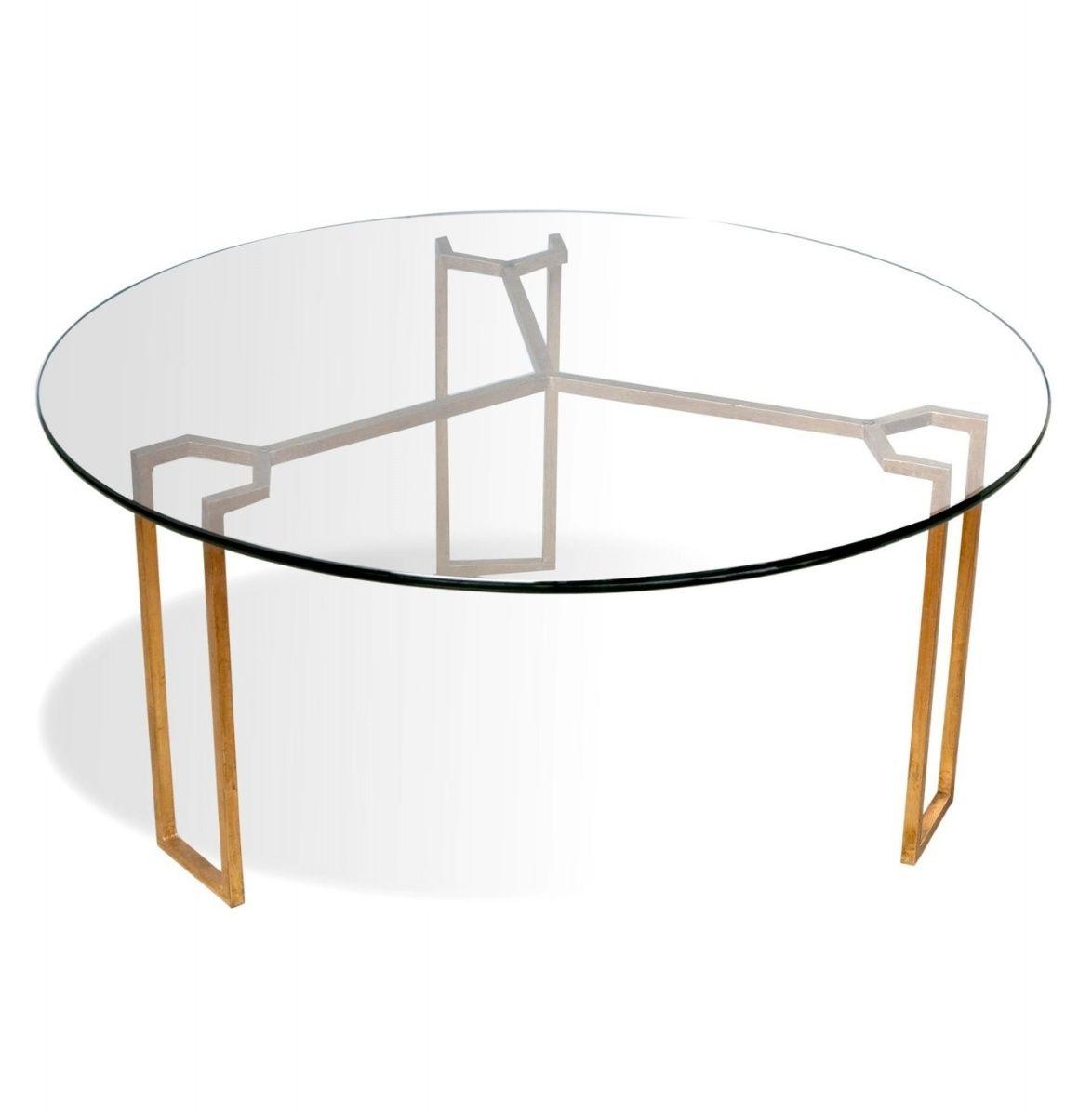 Slight Bauhaus Gold Coffee Table Round Glass Coffee Table Modern Coffee Tables [ 1200 x 1174 Pixel ]