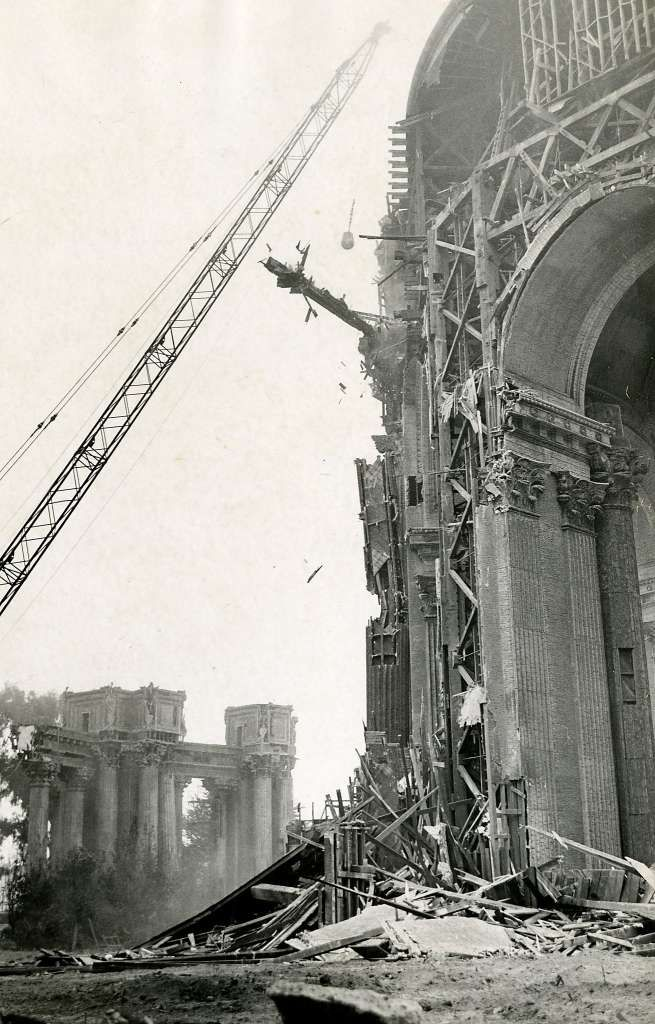 Save The Palace Of Fine Arts In The 60s Sf Wasn T So Sure Great