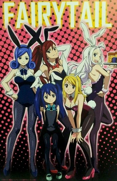 Bunny fairy girls by luna460 on DeviantArt
