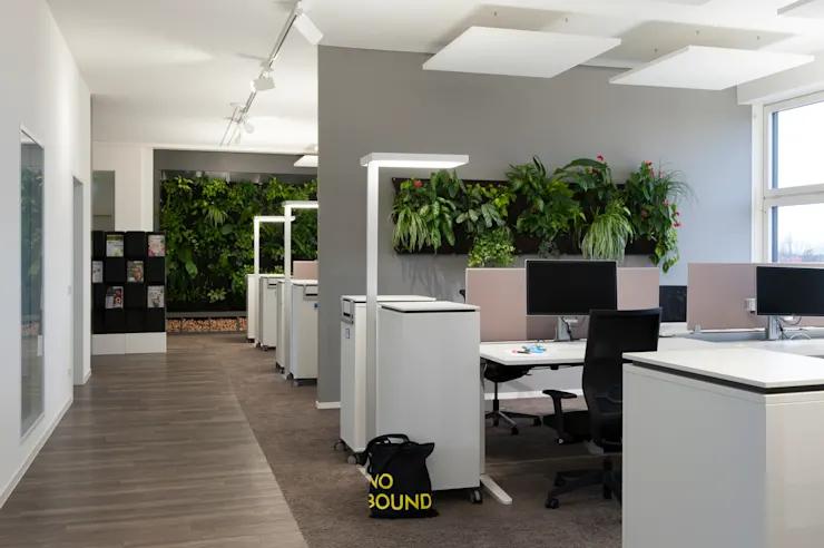 Moderne Büroeinrichtung für Ihr Unternehmen von Kaldma
