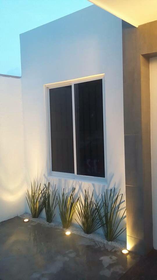 fachada casa sencilla infonavit fachadas de casa