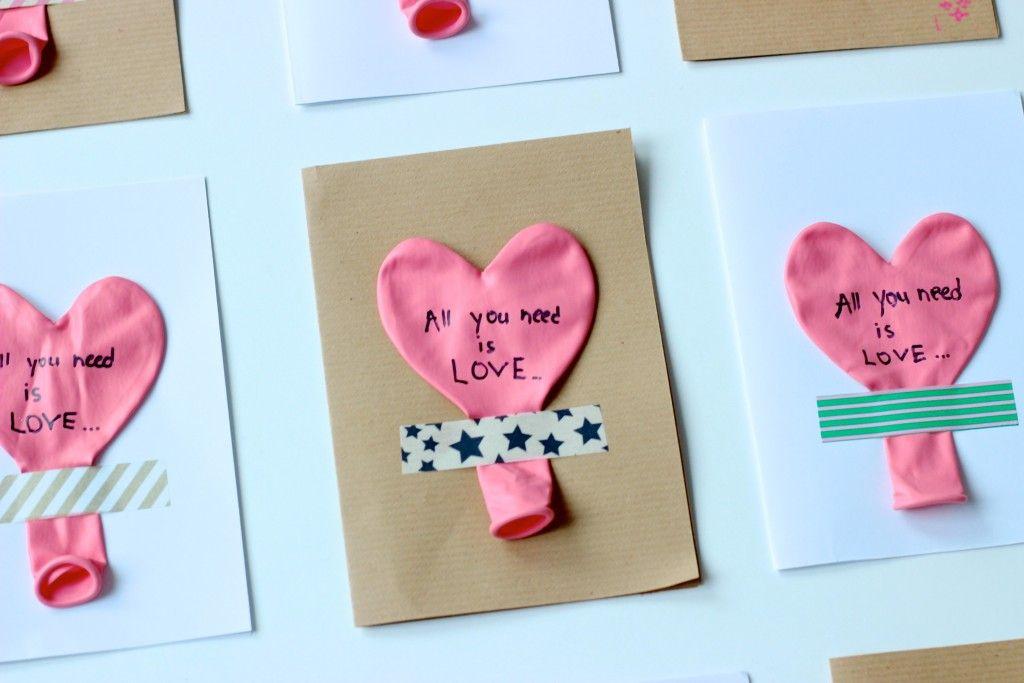 22++ Valentinstag karte fuer freunde Sammlung