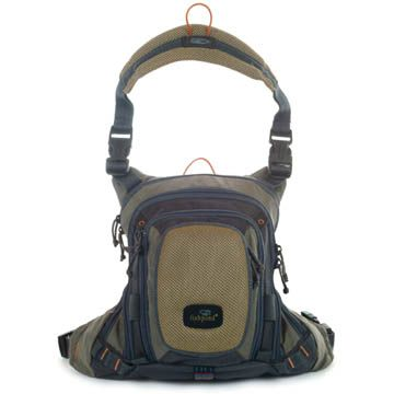 Fly fishing chest packs tco fly shop vests and for Fishing chest pack