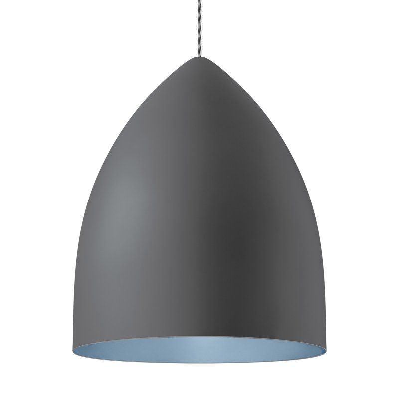 Lbl lighting signal grande pendant light finished with an interior metallic shine the lbl lighting signal grande pendant light lends a vintage look to