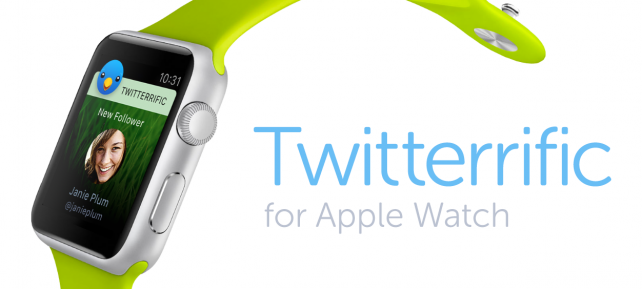 Take a look at just how terrific Twitterrific for Apple