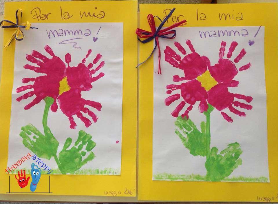 Messaggi d 39 amore su colorati lavoretti creativi svolti for Lavoretti creativi per accoglienza scuola infanzia