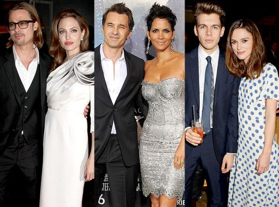 Brad & Angelina Aren't Alone: More Celebs Who Married In