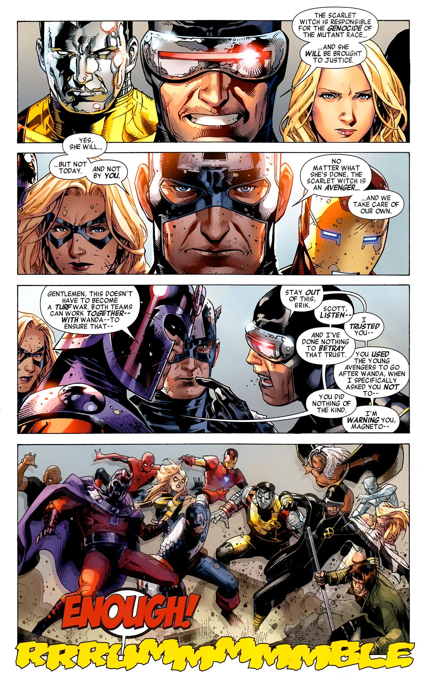 Avengers The Children S Crusade Issue 7 Read Avengers The Children S Crusade Issue 7 Comic Online In High Quality Comics Avengers Children S Crusade