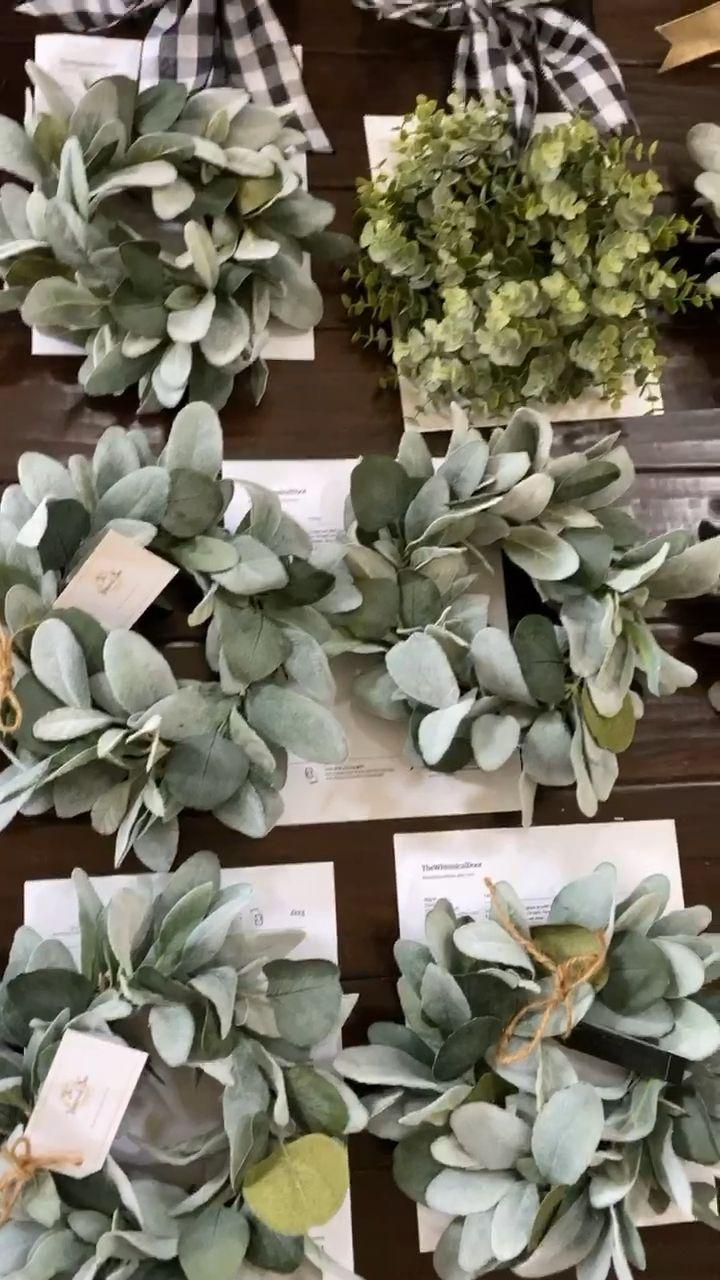 Photo of Mini peasant wreaths