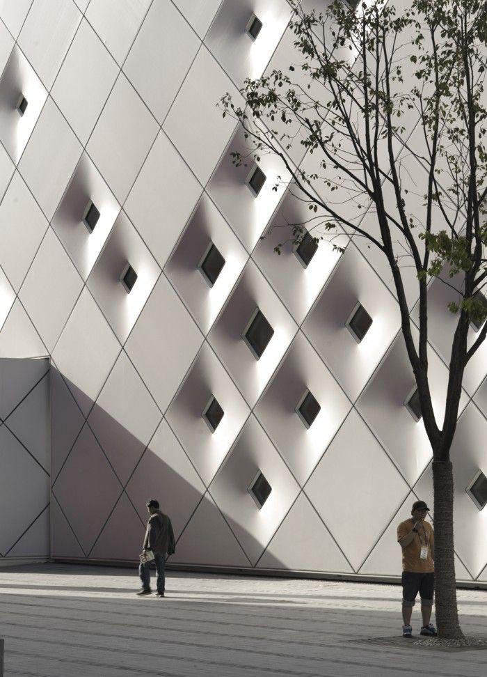 Ubpa b3 2 pavilion world expo 2010 archea associati for Arquitectura parametrica pdf
