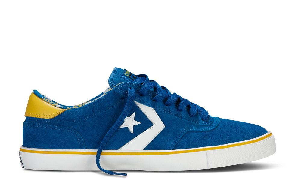 Image of Krooked Skateboards x Converse CONS Star Player Pro