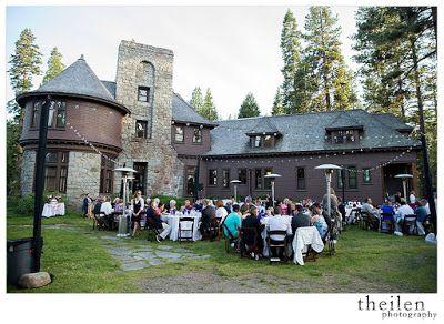 Ehrman Mansion Tahoe Wedding l @TheilenPhoto l @takethecakevent