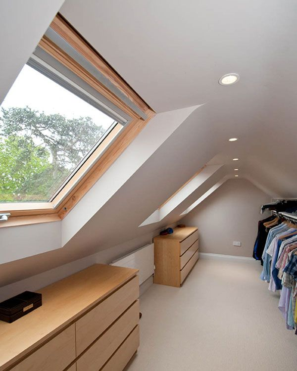 Velux Windows Bathroom Interior Decorating Loft Conversion Skylight Living Room