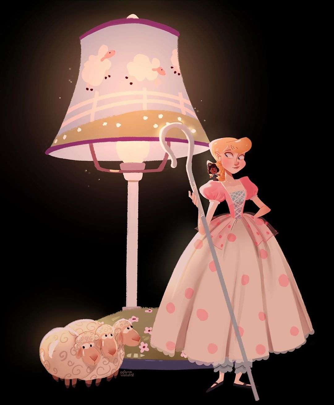 Brittney On Instagram Okok I M Really Excited For The Lamp Life Short Film Later This Month It Looks L In 2020 Bo Peep Toy Story Disney Fun Disney And Dreamworks