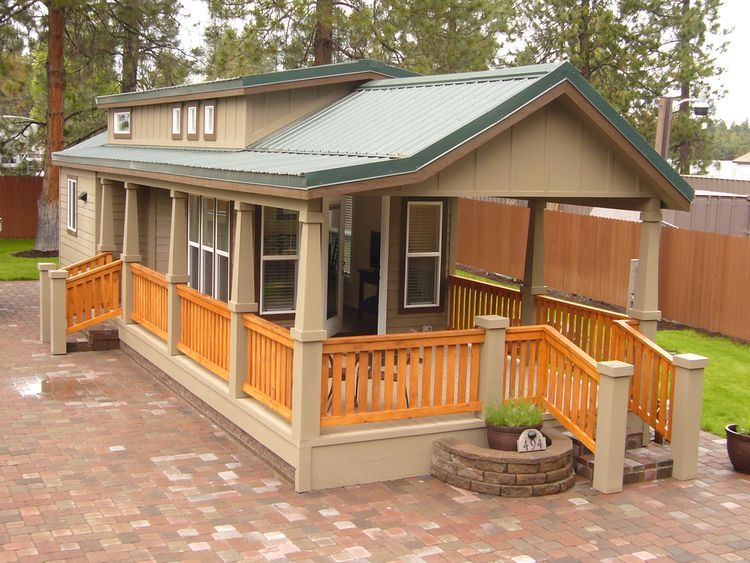 Your Guide To Fully Loaded Park Model Rv S Park Model Homes Luxury Mobile Homes Model Homes