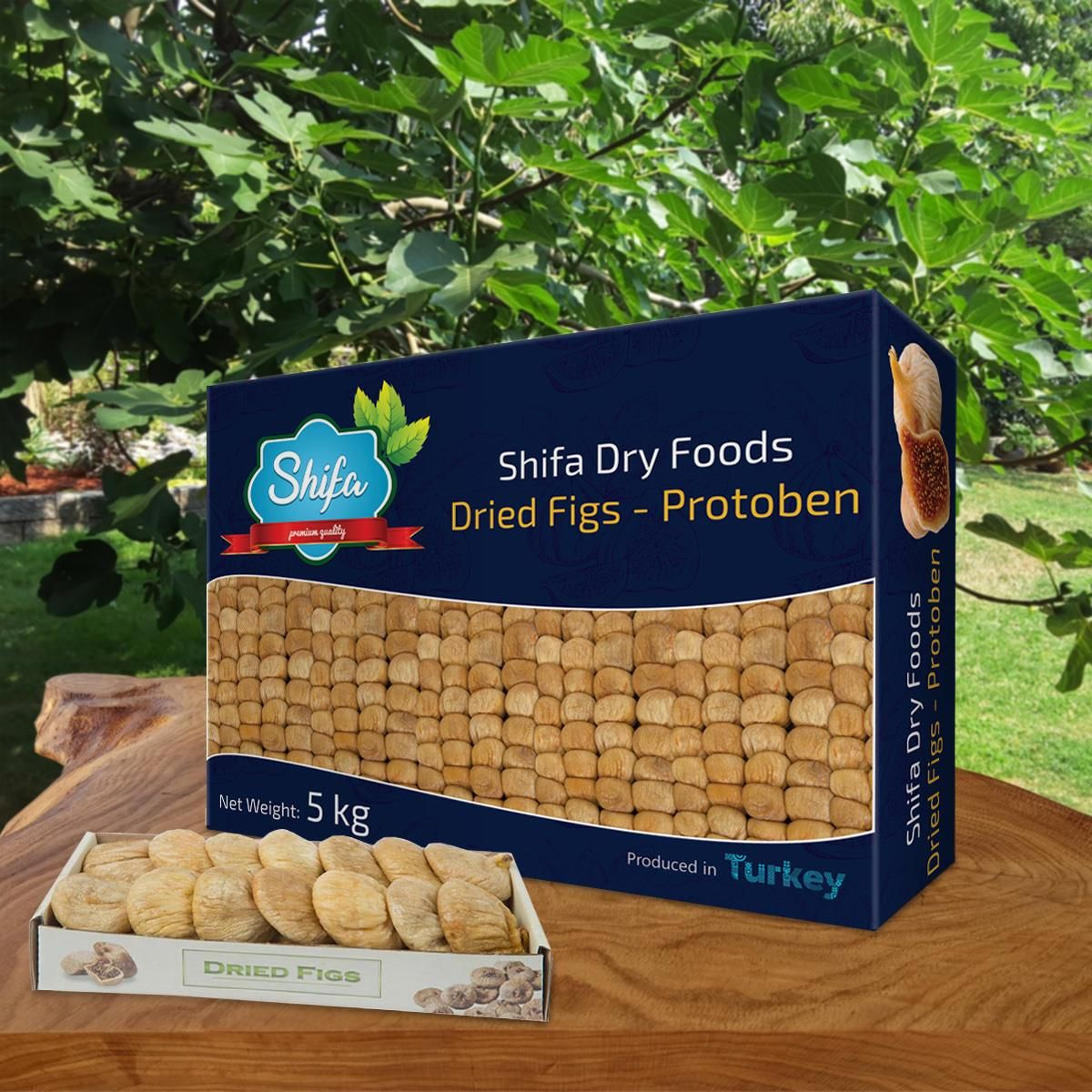 Shifa Dried Figs Protoben Please contact us for