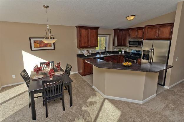 Split Level For Kitchen Island Remodel Photo Ideas