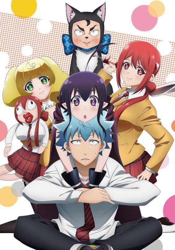 Renai Boukun (Love Tyrant, The very lovely tyrant of love♥) | Anime, Anime  love, Kawaii anime