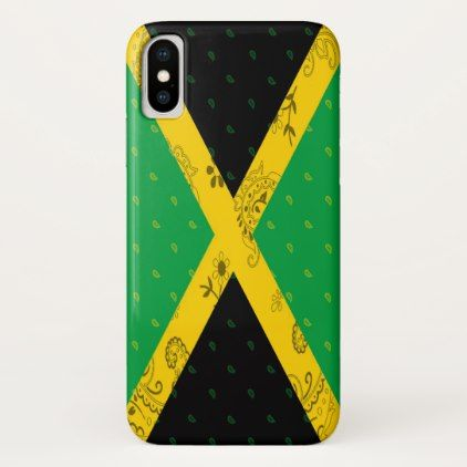 Jamaica Flag Phone Case - stylish gifts unique cool diy customize ...