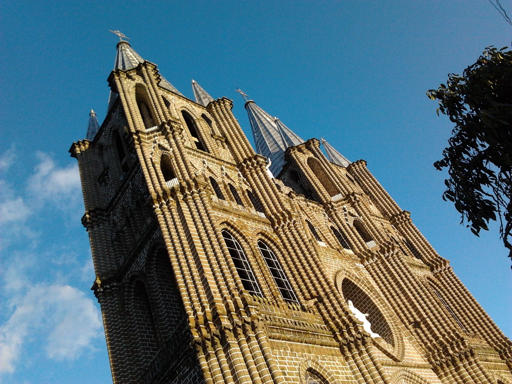 Iglesia de Jardín - Antioquia