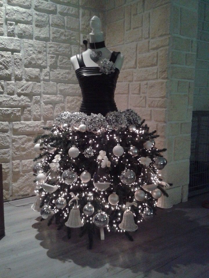 Kerstboom Paspop Paspop Buste Torso Pinterest