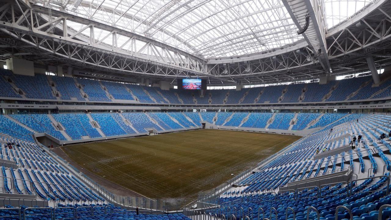 Gazprom Arena St. Petersburg | Stadium, Petersburg, Arena