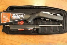 Ruger 10/22 Takedown: The Ultimate Survival Rifle?