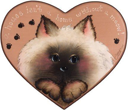 11X14 RAGDOLL Cat Art PRINT of Original Vern Painting