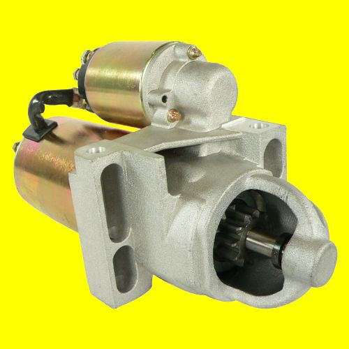 New Starter Sbc Bbc Chevy 3 Hp High Torque Mini 168 Tooth 9000899 Heavy Duty New Starter Chevy Omc