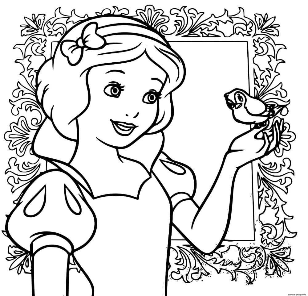 Coloriage à Imprimer Disney Gratuit – Livre de Coloriage